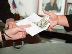 В Кузбассе бывший сотрудник полиции обвиняется в получении взятки