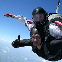Кузбасский парашютист в составе сборной страны стал призером чемпионата мира